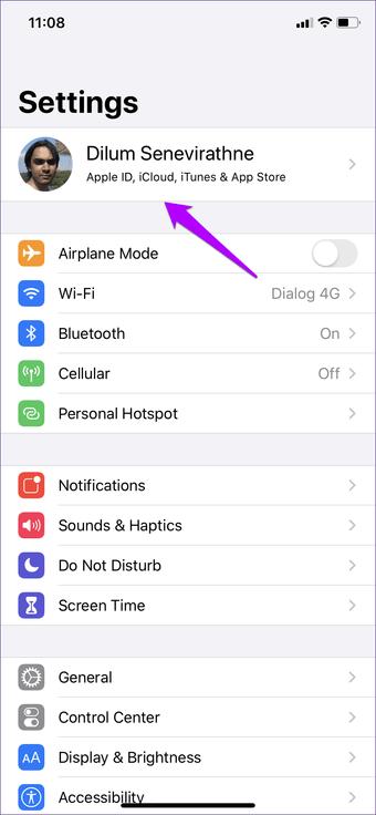 Icloud iPhone fotoşəkillərini yedekləmir 6