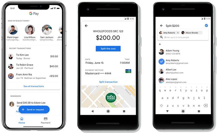 Cómo usar Google Pay - Enviar dinero