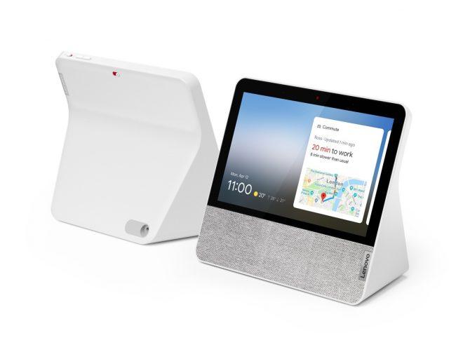 IFA 2019: Lenovo, Smart Home Hub 4 olarak iki katına çıkaran Smart Tab 10 ve Smart Tab M8 tabletlerini gösteriyor