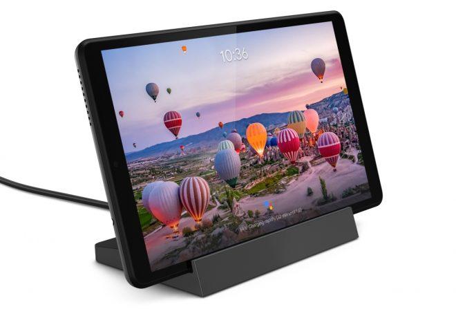 IFA 2019: Lenovo, Akıllı Ev Hub'ları 3 olarak ikiye katlanan Smart Tab 10 ve Smart Tab M8 tabletlerini gösteriyor