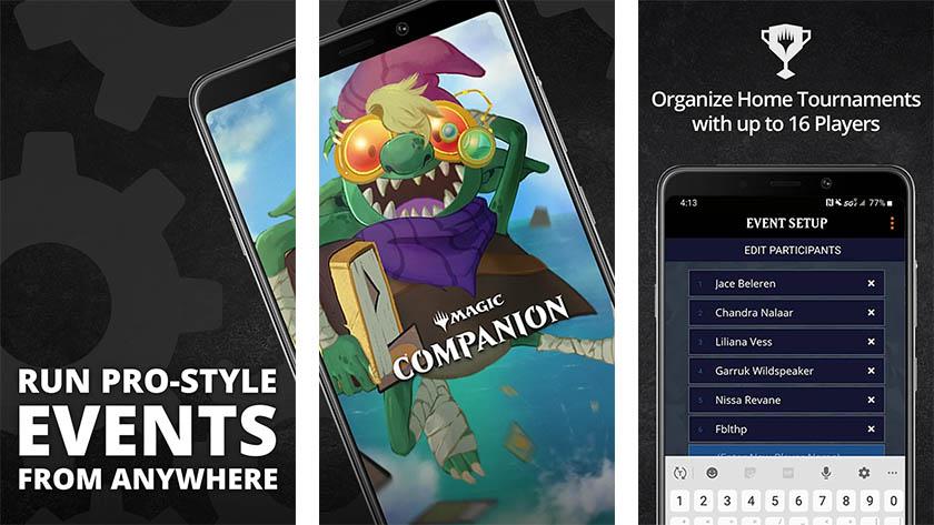 Magic The Gathering Companion ən yaxşı yeni Android tətbiqlərindən biridir