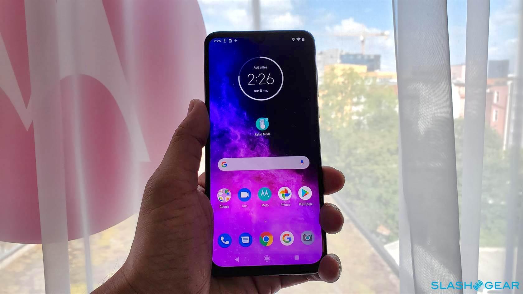 Primeira tela do Motorola One Zoom: Android de 48 megapixels com orçamento limitado 1