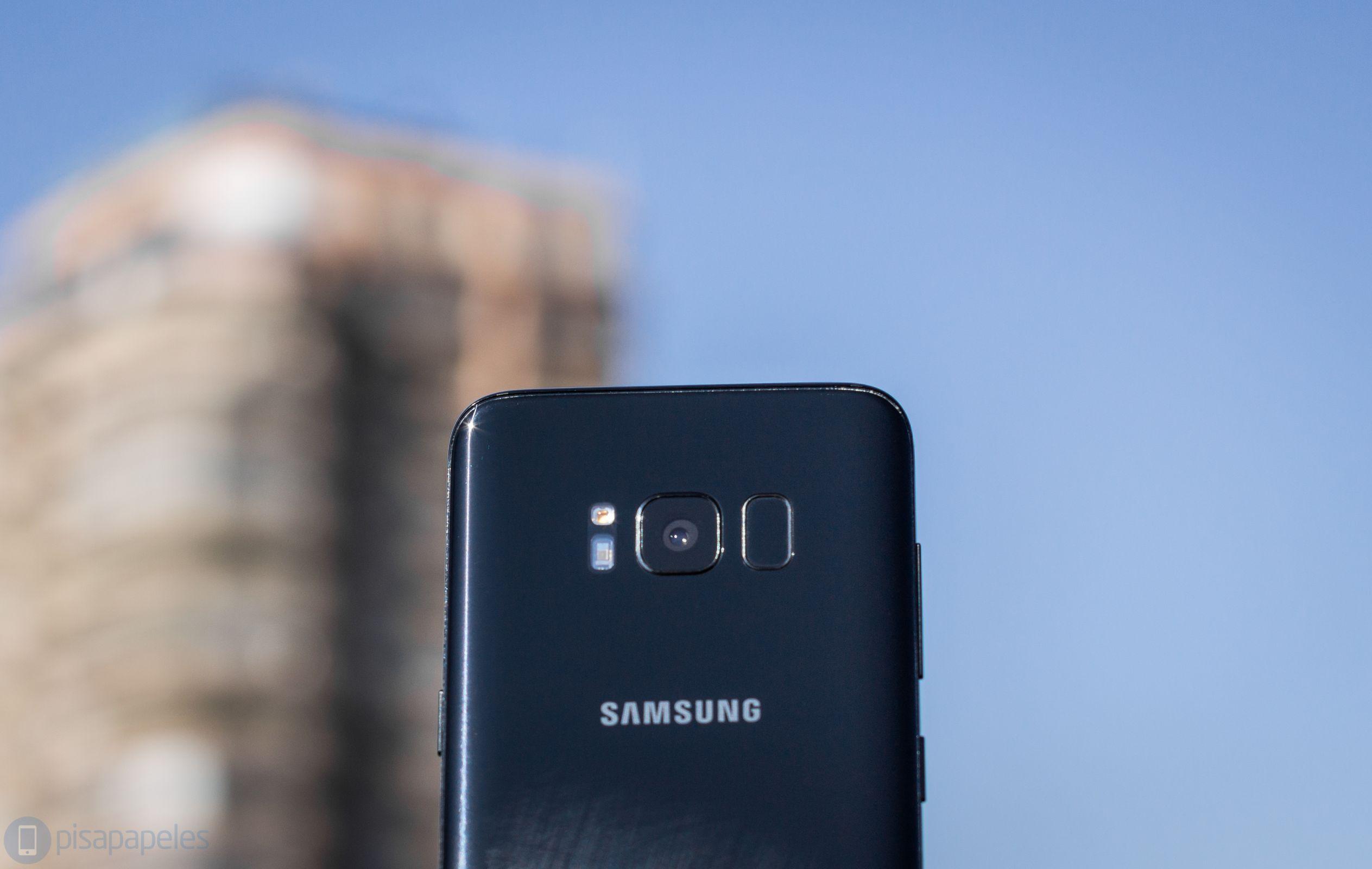 """Opiniones de Samsung Galaxy S8 3""""ancho ="""" 2527 """"altura ="""" 1600"""