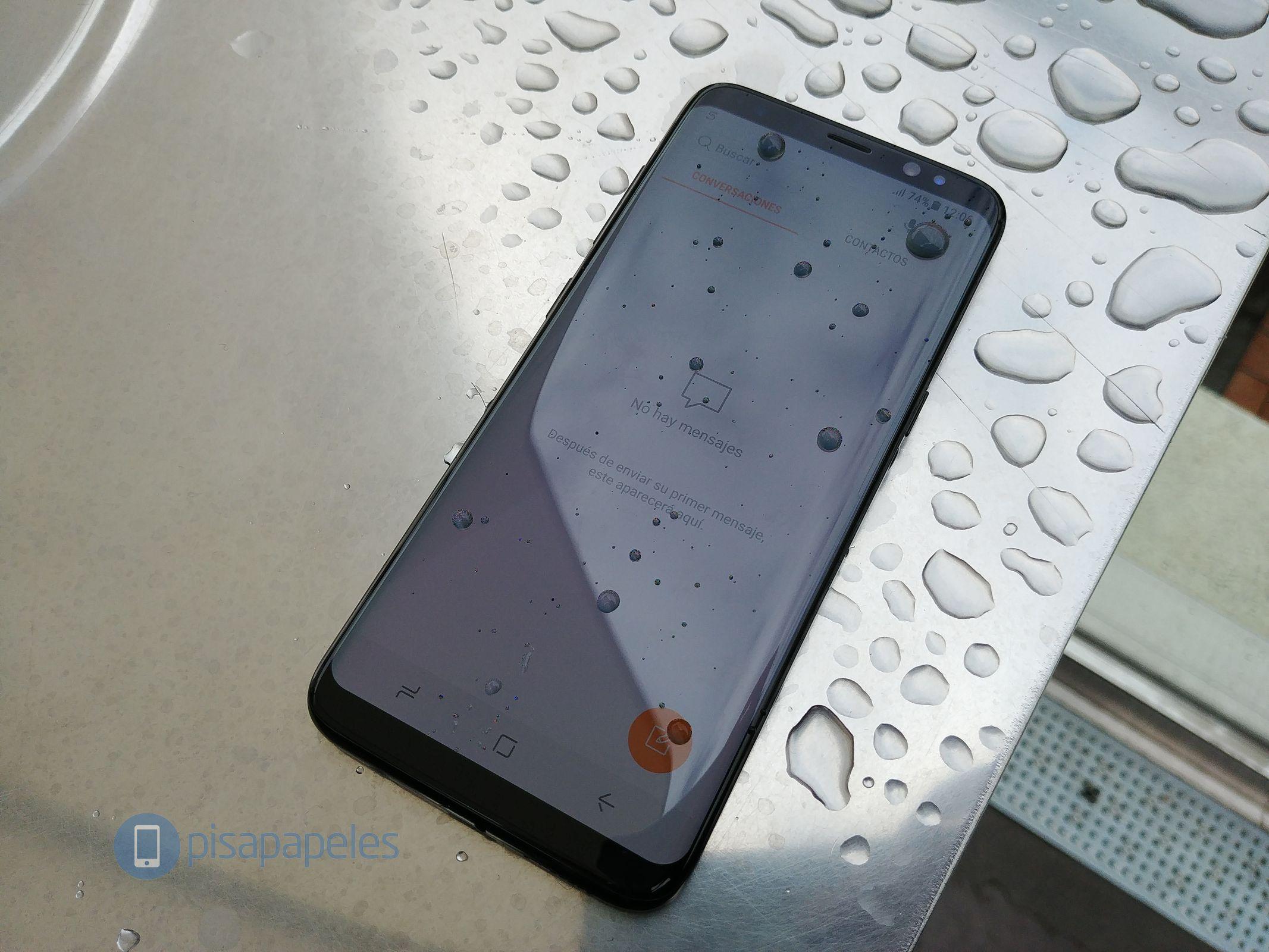 """Opiniones de Samsung Galaxy S8 5""""ancho ="""" 2133 """"altura ="""" 1600"""