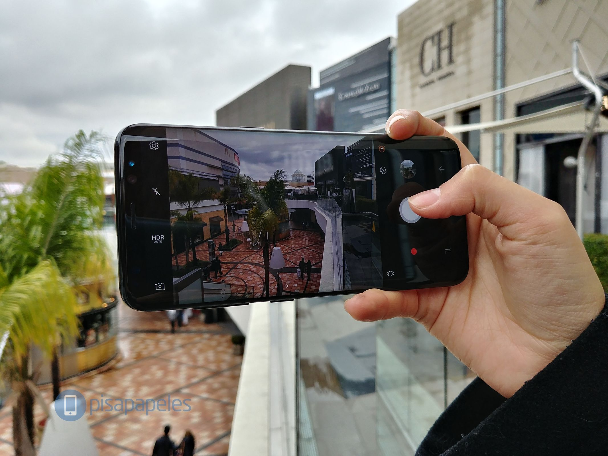"""Opiniones de Samsung Galaxy S8 6""""ancho ="""" 2133 """"altura ="""" 1600"""