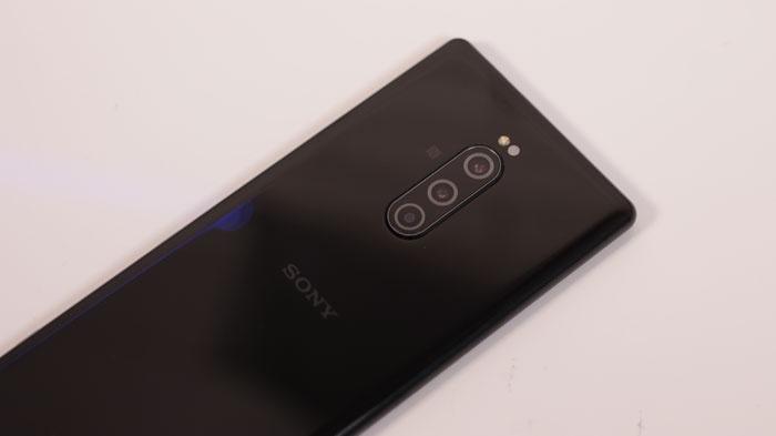 Camera sau Sony Xperia 1
