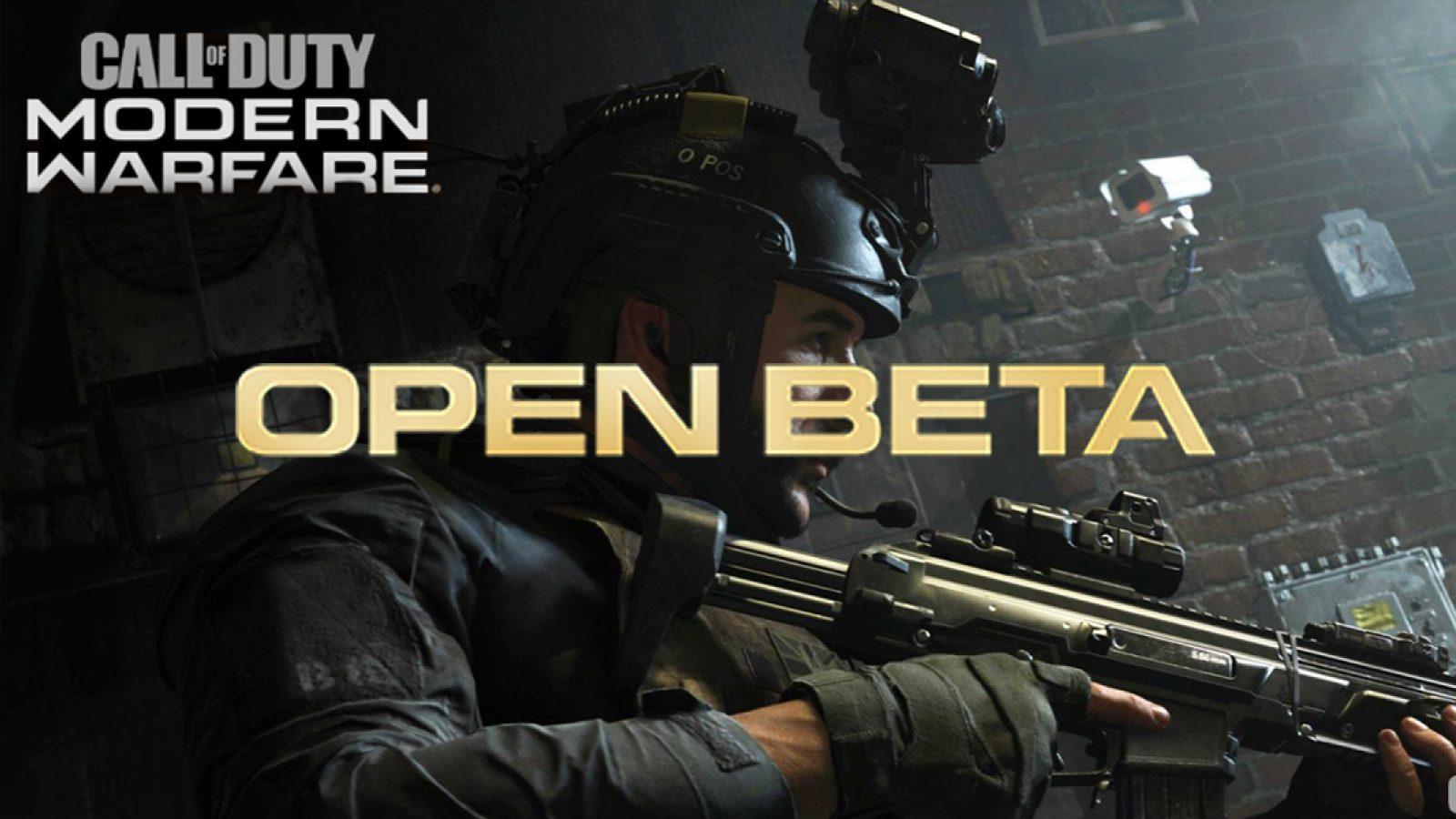 Kapan Beta Modern Warfare Cara Bermain Tanggal Kode