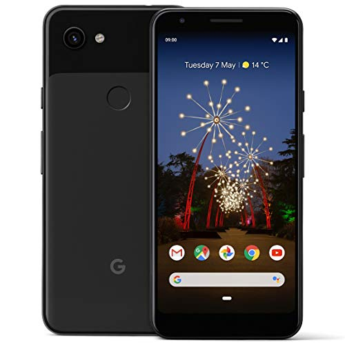 """Google Pixel 3A XL 64 GB Android 9.0 Smartfon (3A XL, Just Black) """"data-pagespeed-url-hash ="""" 3744388617 """"onload ="""" pagespeed.CiticalImages.checkImageForCriticality (bu);"""