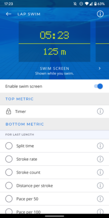 """AR goggle shape review: best and most accurate swimming tracker 21 """"width ="""" 217 """"height ="""" 434"""