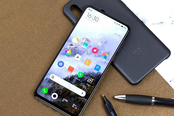 Xiaomi Mi Mix 4 може да има екран на вид водопад.  Најнови вести од Xiaomi