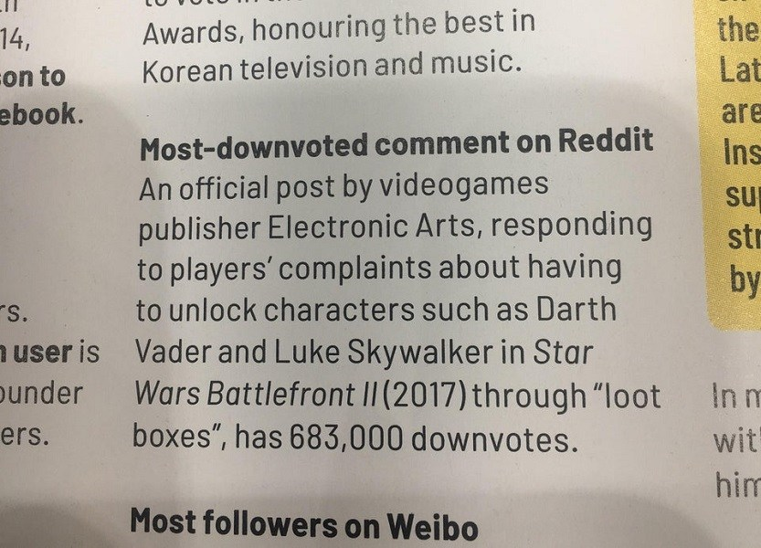 "Komentar ""Pride And Accomplishment"" EA Memasuki Guinness Book Of World Records 2"