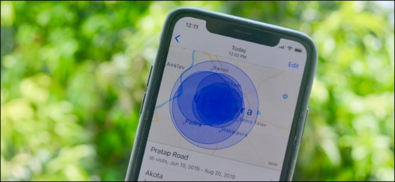 Cara Menemukan Riwayat Lokasi Anda di iPhone atau iPad