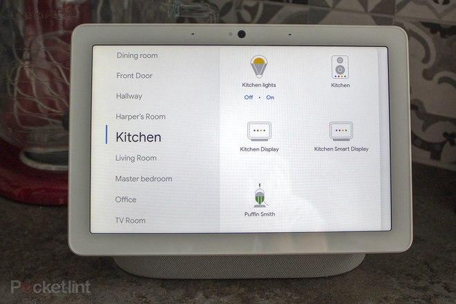 Google Nest Hub Ulasan maksimal: Menempatkan Echo Show pada pemberitahuan 4