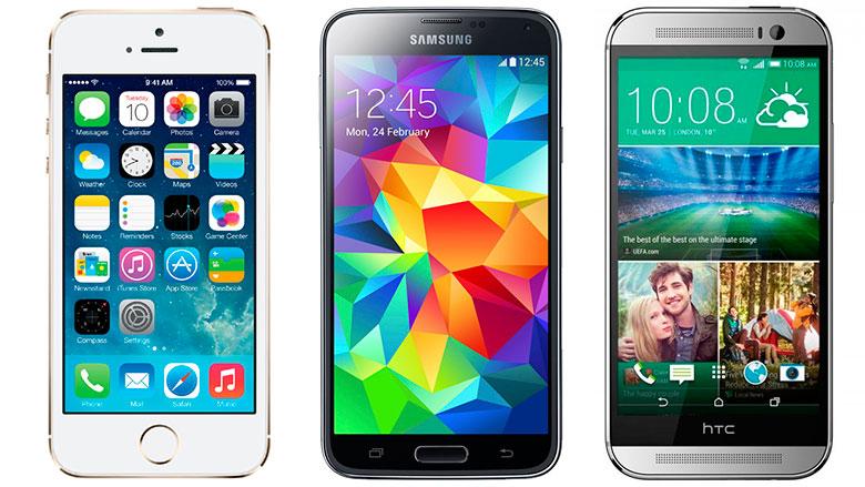 IPhone với 1 GB  RAM có các tính năng tương tự như Android mạnh nhất 3