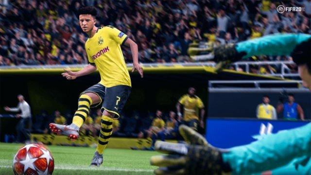 FIFA 20 xếp hạng 100 cầu thủ hay nhất