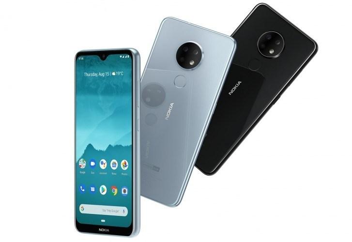 IFA 2019: Nokia 7.2 и Nokia 6.2 се новиот среден опсег со три задни фотоапарати 1