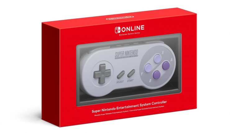 Nintendo Switch  Perintah SNES