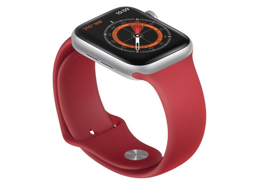 Apple    ha agregado una brújula a Apple Watch La serie 5 - Estas son algunas de las características en las que Apple no funcionó: un nuevo producto