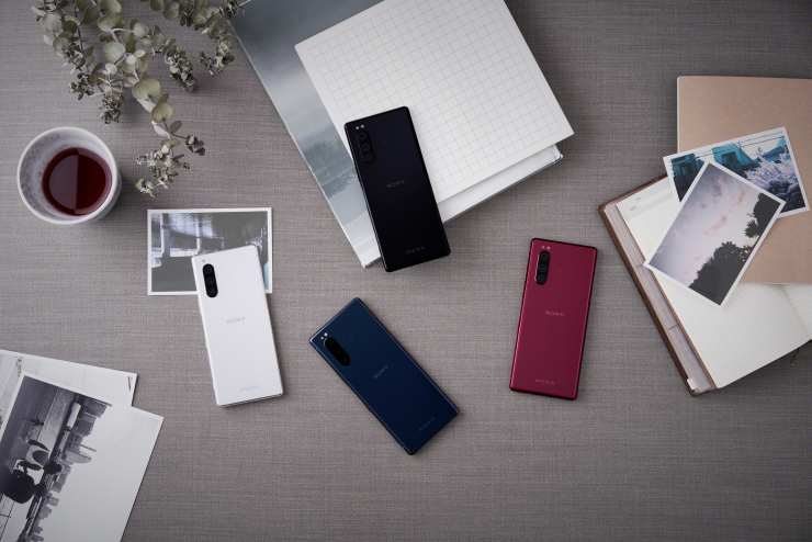 Sony Xperia 5 now official: this is a feature 3