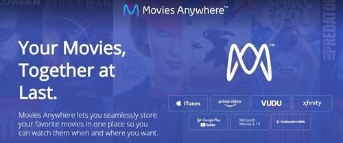 Kuinka yhdistää Microsoft-tilisi Film Anywhere -sovellukseen 1