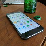 Android O'nun ilk təəssüratı 5