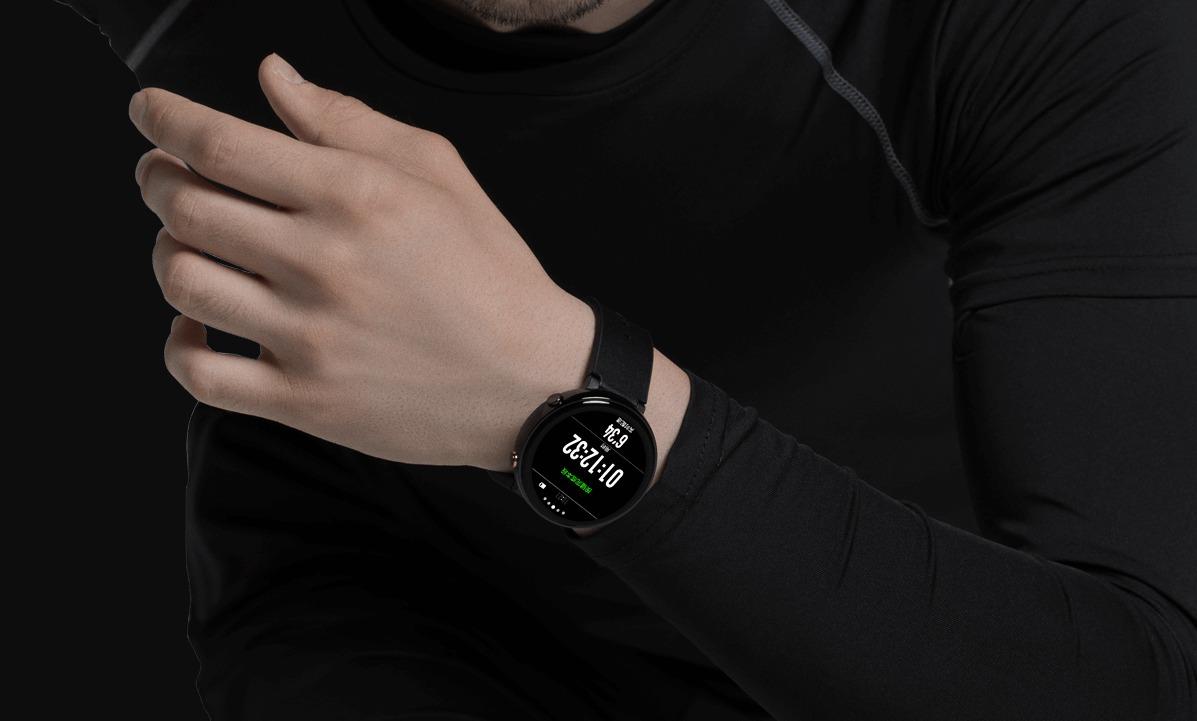 İndi yeni Amazfit Nexo ala bilərsiniz: idman üçün hazırlanmış ağıllı saat. 3