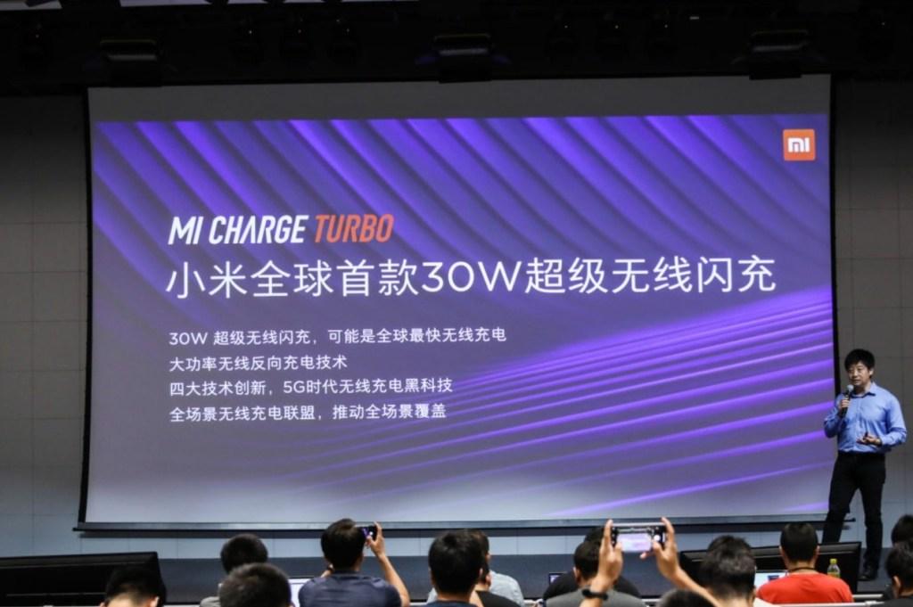 Xiaomi ќе го лансира Mi Charge Turbo 30W безжично полнење за Mi 9 Pro 5G 1