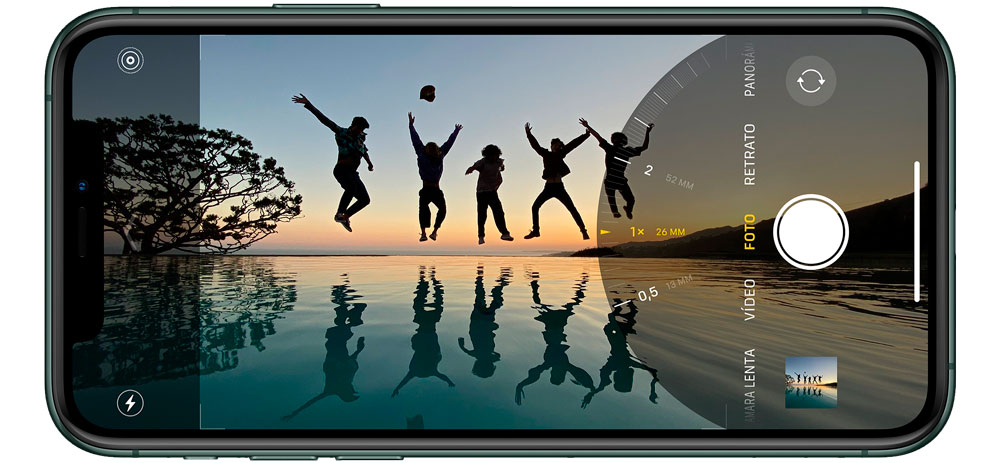 IPhone 11 Pro -kamera