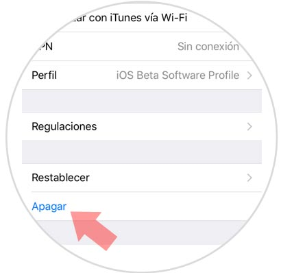 5. iPhone 11iphone 11'i kapatın veya yeniden başlatın. İPhone Pro 11 pro max.png
