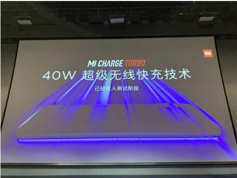 Xiaomi 40 Vt simsiz şarj həlli üzərində işləyir: hazırda sınaq mərhələsindədir 1