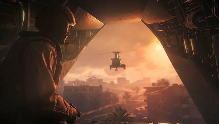 Call of Duty: Modern Warfare mengungkapkan Minotaur, operator baru 2