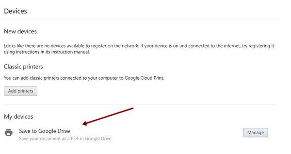 Tallenna asiakirja Google Driveen