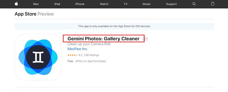 Со надворешна апликација. Чекори за бришење на сите слики зачувани на вашиот iPhone лесно и брзо