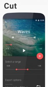 Timbre: Cut, Join, Convert Mp3 Audio and Mp4 Videos