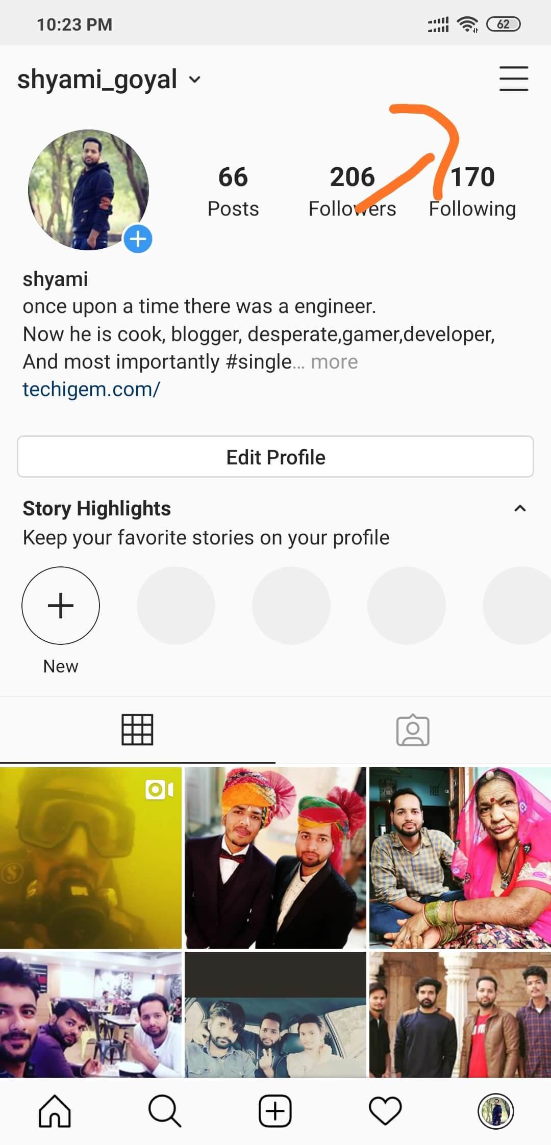 Cara Membuat Dan Menambahkan Kedua Instagram Rekening