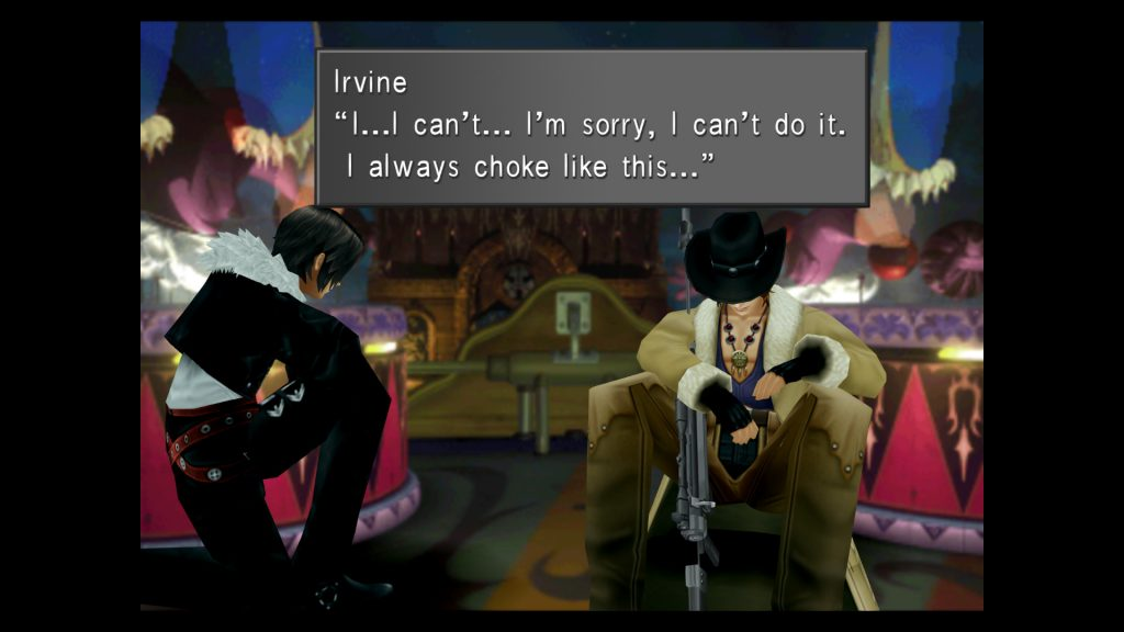 Final Fantasy 8 làm lại