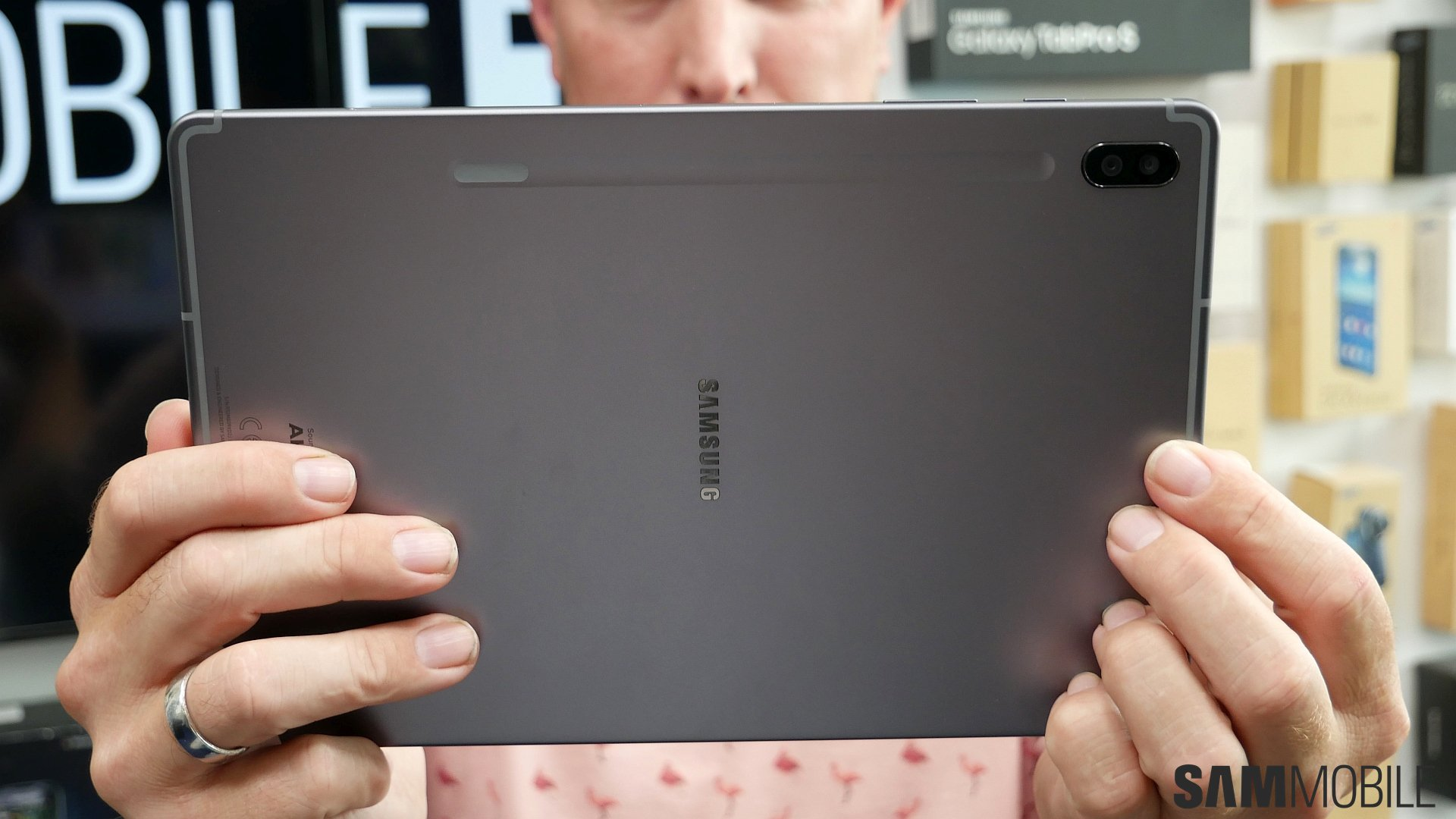 Samsung Galaxy Đánh giá Tab S6: máy tính bảng Android tốt nhất năm 2019 1