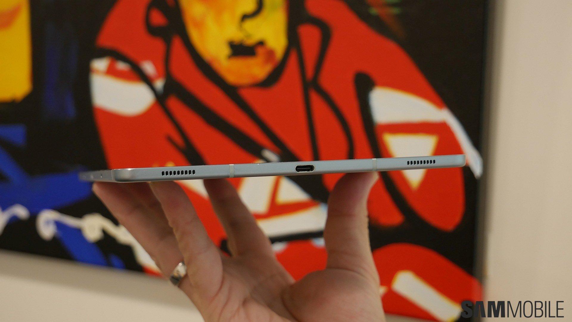 Samsung Galaxy Đánh giá Tab S6: máy tính bảng Android tốt nhất năm 2019 4