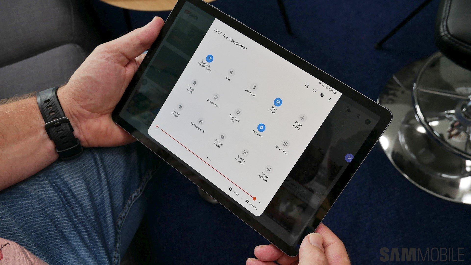 Samsung Galaxy Đánh giá Tab S6: máy tính bảng Android tốt nhất năm 2019 5