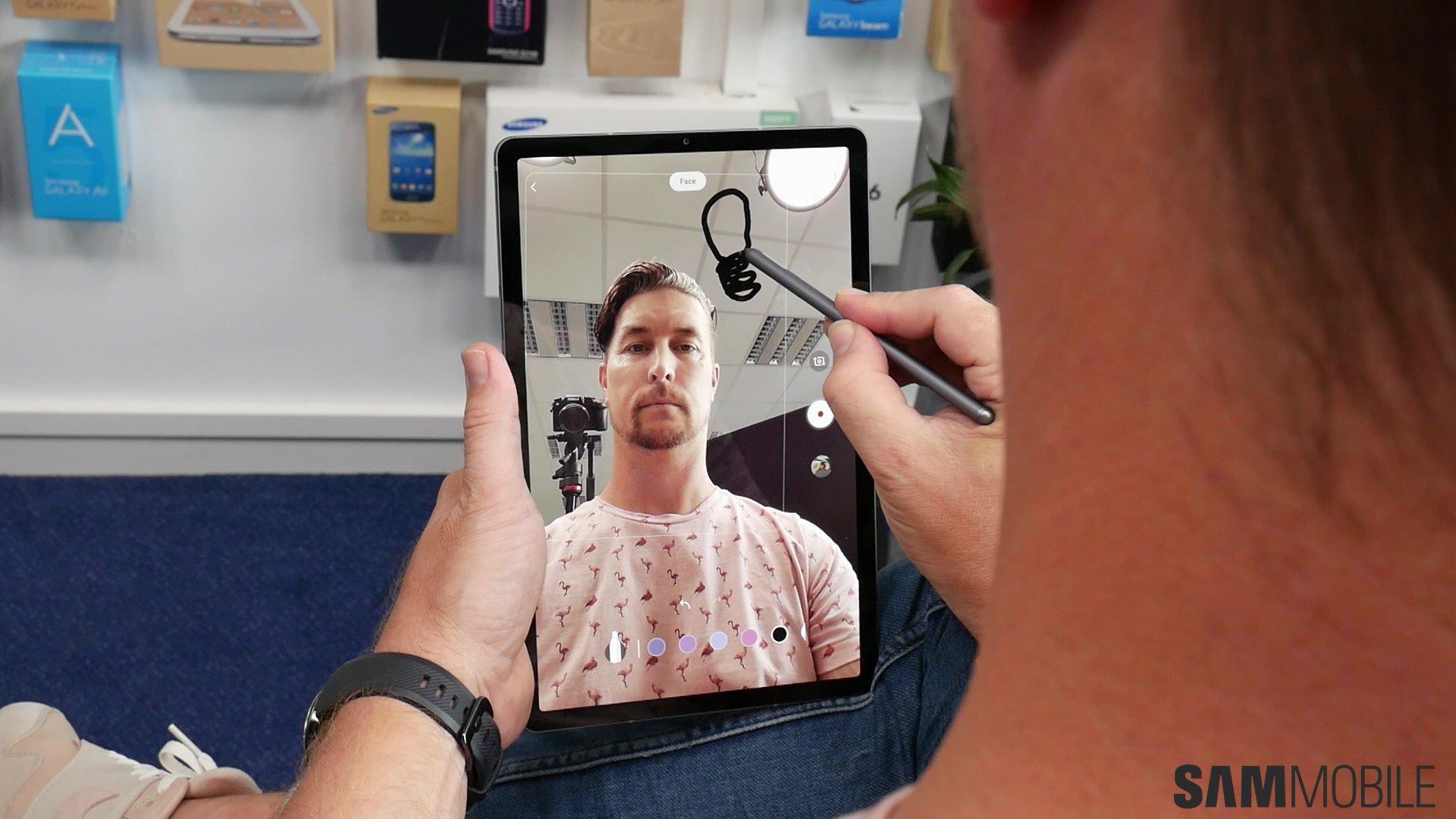Samsung Galaxy Đánh giá Tab S6: máy tính bảng Android tốt nhất năm 2019 9
