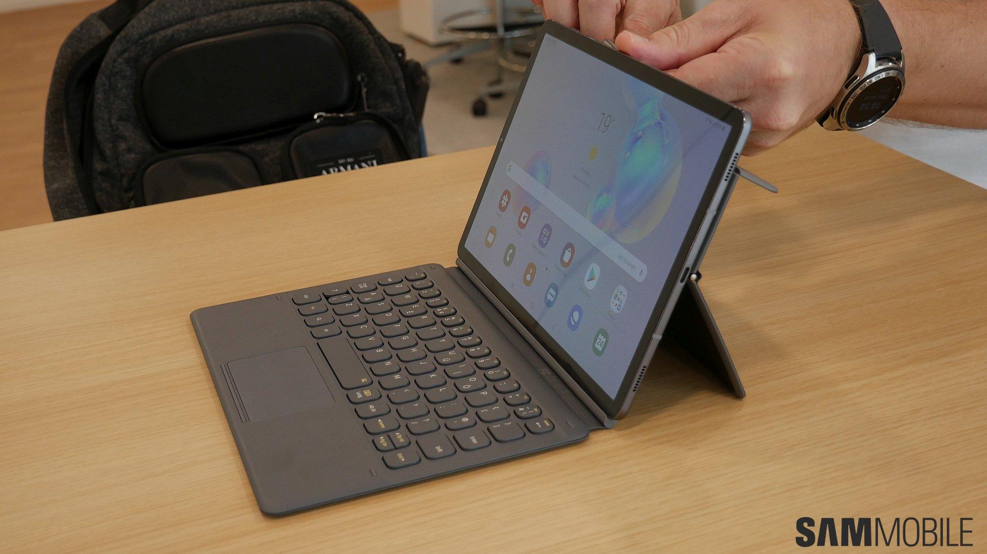 Samsung Galaxy Đánh giá Tab S6: máy tính bảng Android tốt nhất năm 2019 12