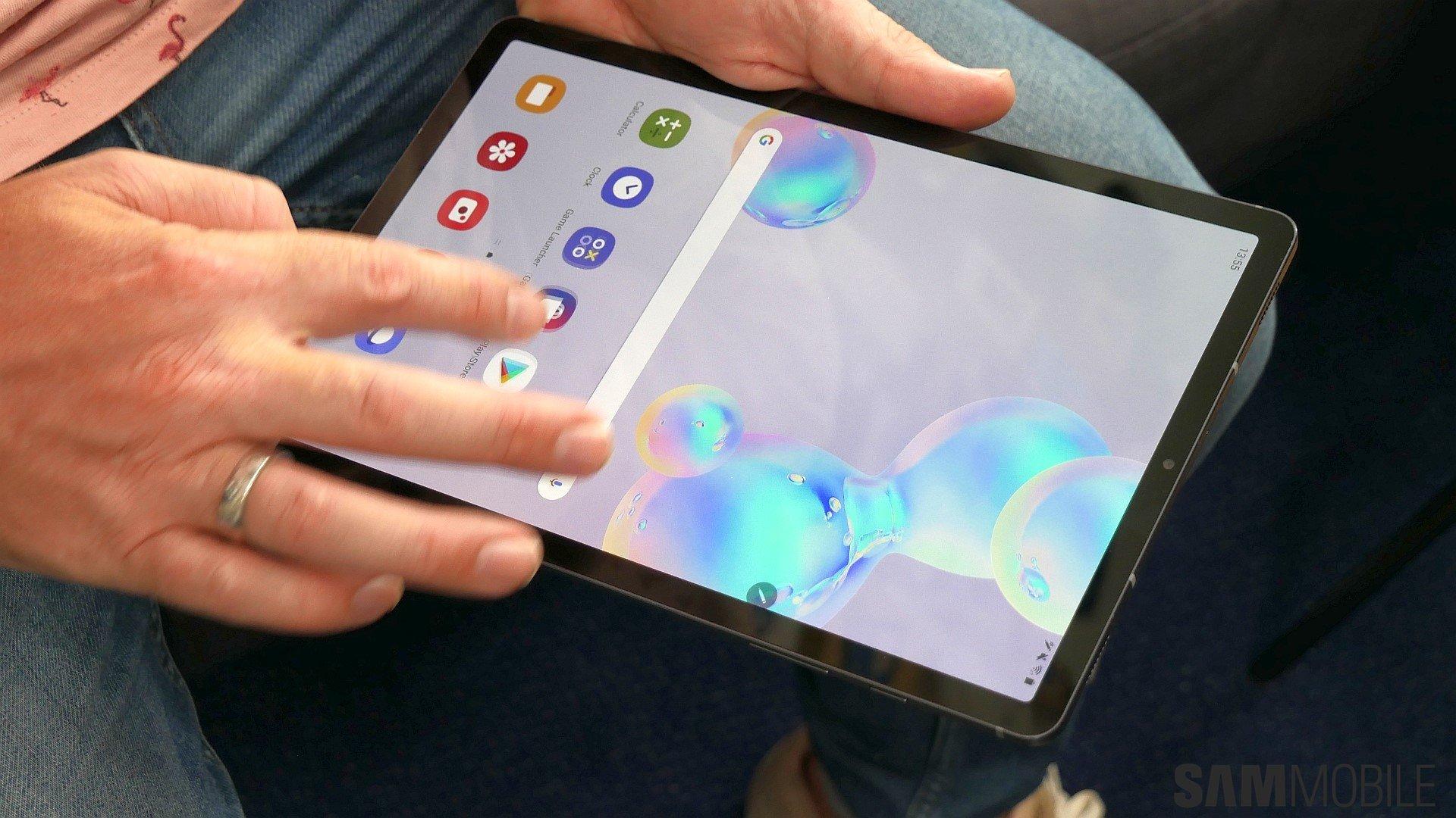 Samsung Galaxy Đánh giá Tab S6: máy tính bảng Android tốt nhất năm 2019 13