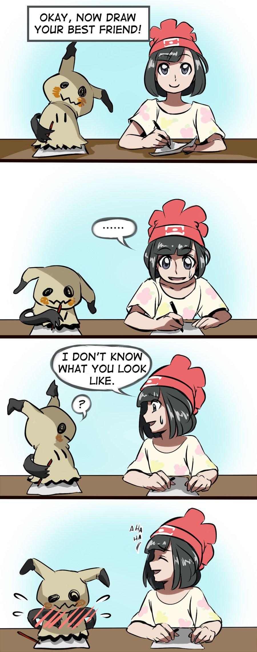 Pokemon Sun dan Moon Fan Seni Terbaik di Internet 15