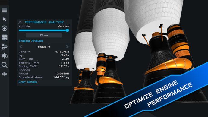 Construye tus propios cohetes en SimpleRockets 2, Lanzado en dispositivos móviles la próxima semana 2