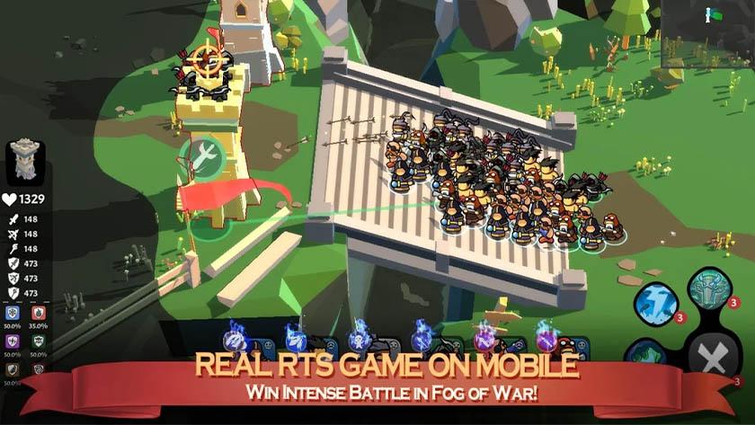 Alchemy War Clash of Magic - одна из лучших новых игр для Android