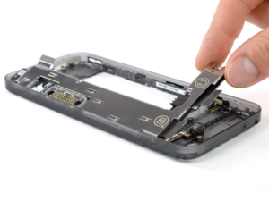 Green cell phones are also the easiest to repair. two