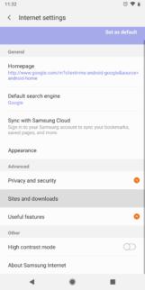 Android 13-də spam bildirişləri və zərərli reklamları necə bloklamaq olar