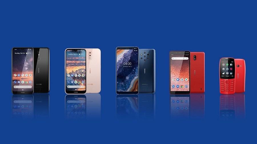 Вредноста на SAR на мобилните телефони на Nokia сè уште е меѓу најниските во индустријата 2
