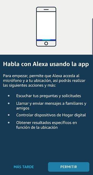 صورة - كيفية جعل Alexa المساعد الافتراضي على Android