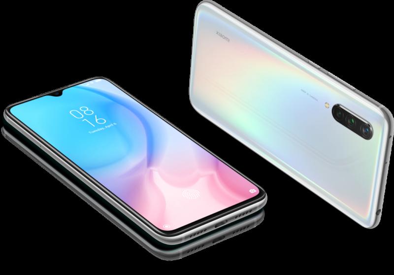 Xiaomi presents Mi 9 Lite, the new model of Mi 9 alignment 3